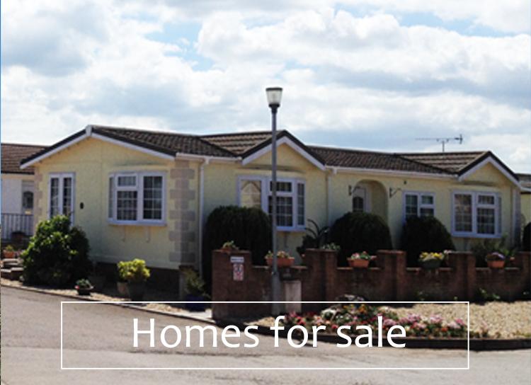 Sovereign Park Home Developments - Call 01823 365947